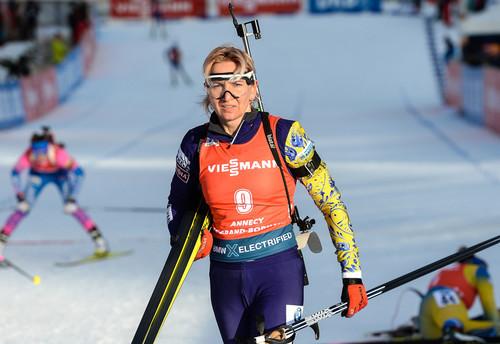 Українська спортсменка-біатлоністка виграла індивідуальну гонку на Кубку Австрії