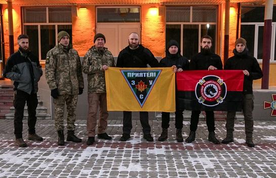 """""""Брати по зброї"""" подорожують Луганщиною"""