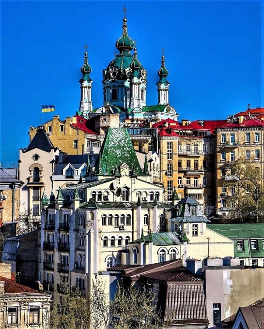Київ потрапив у ТОП-10 найкрасивіших міст світу