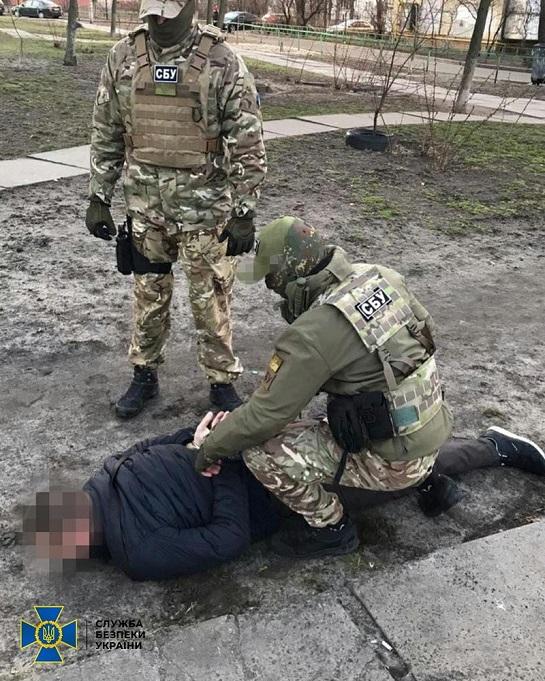 """Контррозвідка СБУ затримала агента так званого """"МДБ ЛНР"""""""