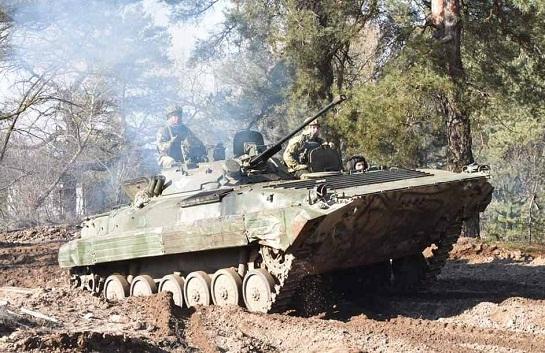 Десантно-штурмові війська розпочали бойові навчання