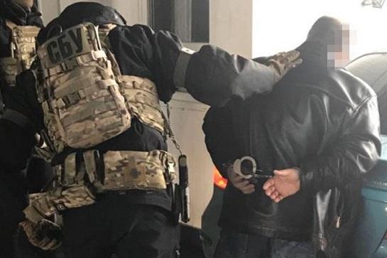 Контррозвідка затримала керівника російської агентурної мережі