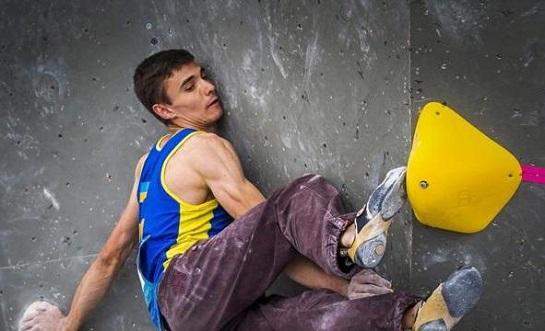 Українець визнаний найкращим скелелазом у світі