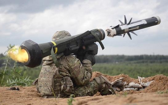 Пентагон погодив виробництво для України додаткових 150 протитанкових ракетних комплексів Javelin