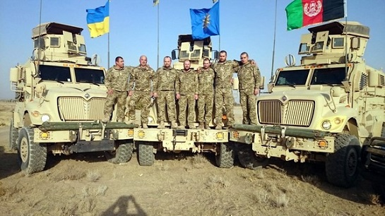 """Україна продовжить участь у операції НАТО """"Рішуча підтримка"""" на території Афганістану"""