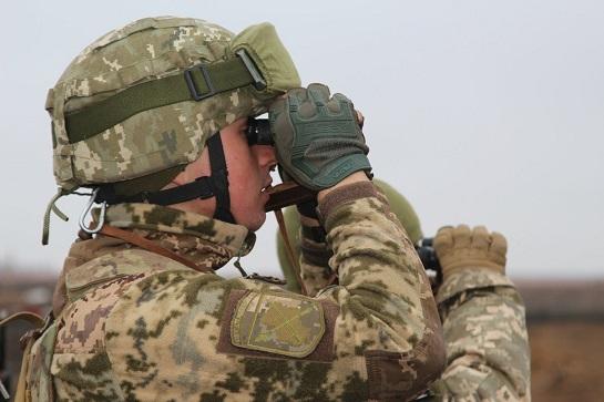 21 квітня у зоні ООС ліквідовано двох ворогів України