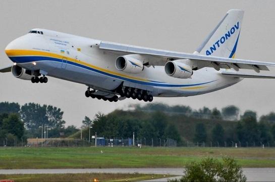 """Допомагаючи НАТО, надпотужні українські """"Руслани"""" доставили медичні вантажі з Китаю у Польщу, Чехію та Словаччину"""