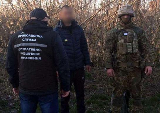 Поліція і прикордонники затримали посібника окупантів, який 5 років переховувався у Росії