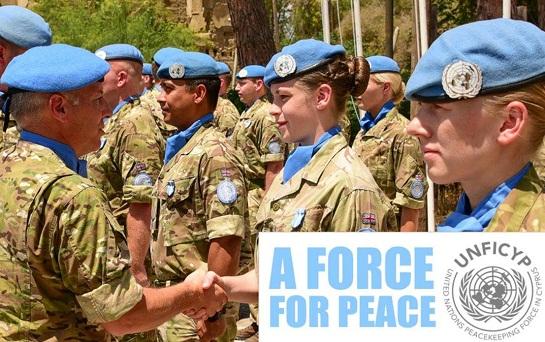 """Українські миротворці оберігають спокій на """"острові Афродіти"""" – Кіпрі"""