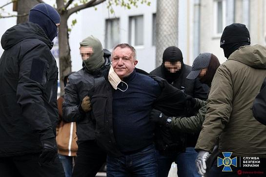 Генпрокуратура повідомила затриманому генералу СБУ про підозру у держзраді і теракті