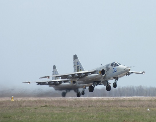 У 299-й бригаді тактичної авіації триває льотна підготовка