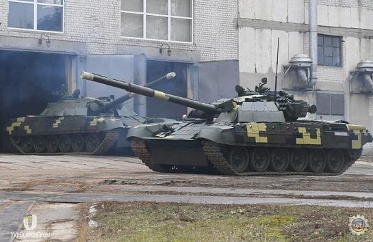 """""""Королівська"""" бригада ЗСУ отримала модернізовані танки Т-72"""