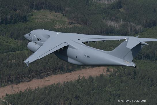 Новий український АН-178 поповнить авіапарк МВС Республіки Перу