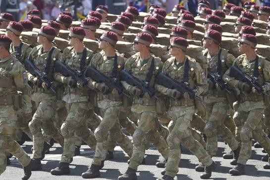 У ЗСУ звітують про збільшення комплектації підрозділів особовим складом