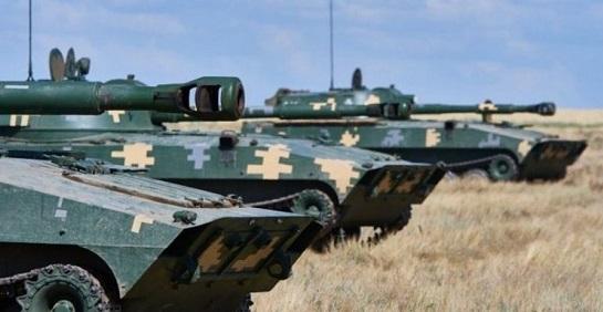 """""""Укроборонпром"""" відправив у війська чергову партію самохідних артустановок """"Гвоздика"""""""