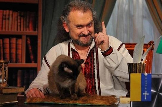 Сашко Лірник щовечора читає авторські українські казки у прямому інтернет-ефірі