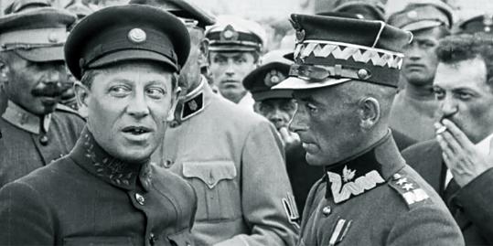 У Польщі й Україні відзначають 100-річчя спільних перемог над військами більшовицької Росії