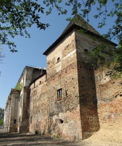 Під вежею старовинного замку на Волині знайдено таємничі підземні кімнати