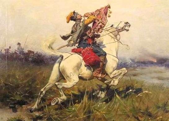"""Автор легендарної """"польсько-козацької"""" пісні """"Гей, соколи!"""" 1828 року здійснив мандрівку до Чигирина"""
