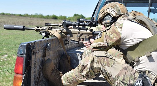 Снайпери Сил спецоперацій ЗСУ відточують майстерність нищення ворога