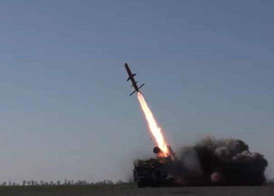 """З 26 по 30 травня на причорноморському полігоні """"Алібей"""" – запуски крилатих ракет """"Нептун"""""""