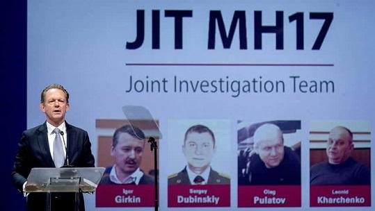 У Гаазі відновився суд над російськими терористами і їхніми поплічниками, які збили мирний літак над українським Донбасом