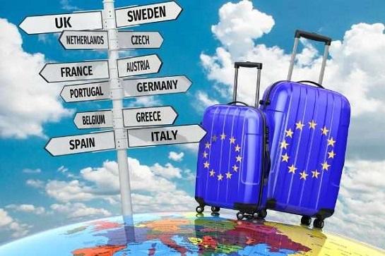 За три роки безвізу українці здійснили майже 49 мільйонів поїздок до країн Євросоюзу