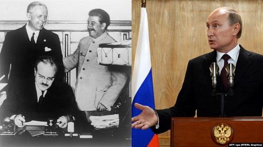 Брехня і провокація: так називають в Україні, Польщі та Чехії скандальну статтю Путіна про Другу світову війну