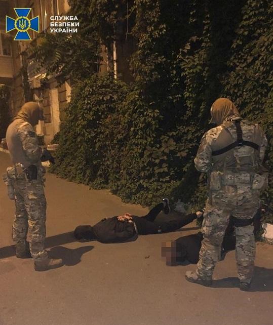 СБУ знешкодила терористів під час спроби підпалу мечеті кримських татар у Одесі