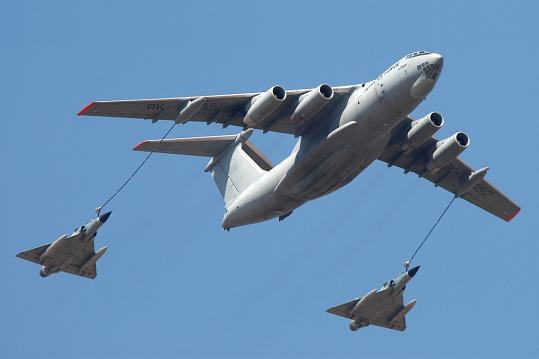 Україна отримала багатомільйонний контракт на ремонт літаків-заправників для ВПС Пакистану