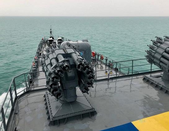 ВМС України та Румунії провели спільні військові навчання у Чорному морі