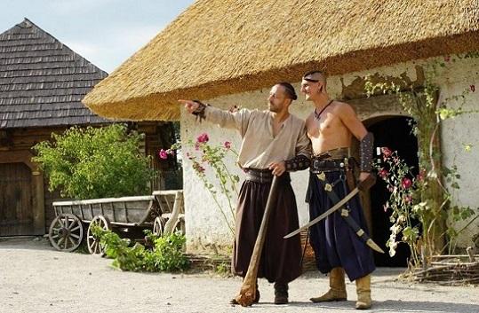 Фільм про бойове мистецтво українських козаків б'є рекорди популярності на турецькому телебаченні