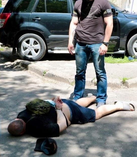 Контррозвідники СБУ затримали російського шпигуна, який збирав інформацію про протиповітряну оборону Харкова