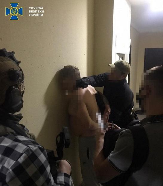 СБУ заявляє про ліквідацію неонацистської терористичної організації, керованої громадянином Росії