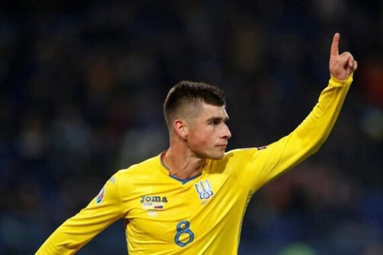 Український хавбек очолив футбольний рейтинг гравців чемпіонату Італії