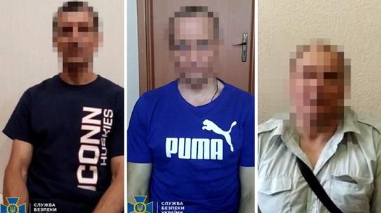 """СБУ виловила групу сепаратистів, які агітували за фейкову """"Запорізьку народну республіку"""""""