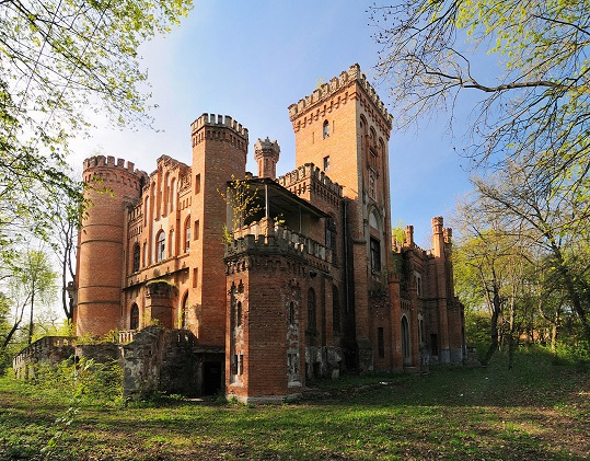 У старовинному палаці Даховських на Черкащині створять музей Історії Українського Війська