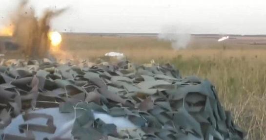 Сили ООС завдали удару по позиціях окупантів на Донеччині