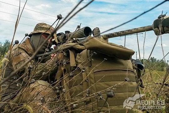 Вороги України у зоні ООС несуть великі втрати