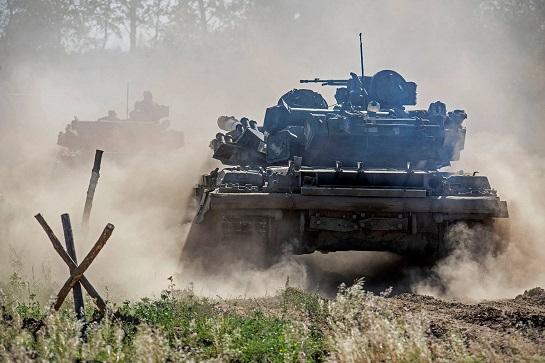 ЗСУ відпрацювали перехід у масштабний наступ з використанням американських ракет Javelin і турецьких ударних літальних апаратів Bayraktar