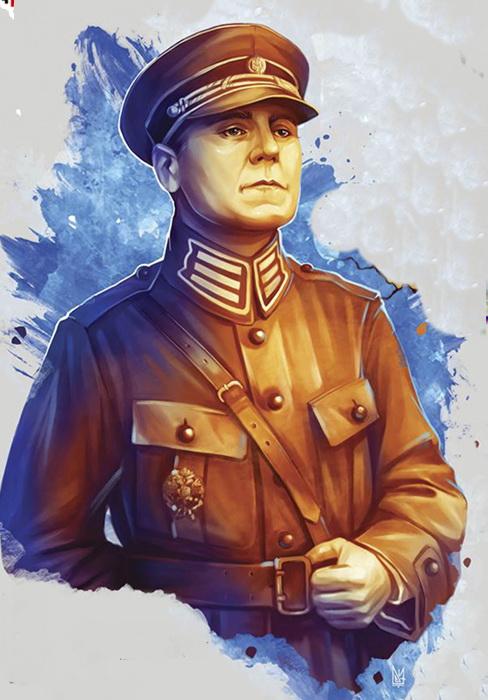 У столиці Польщі сквер назвали на честь українського генерала