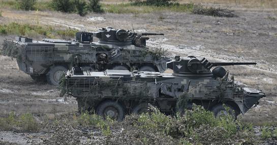 Десантно-штурмові війська готові стрімко перейти у наступ