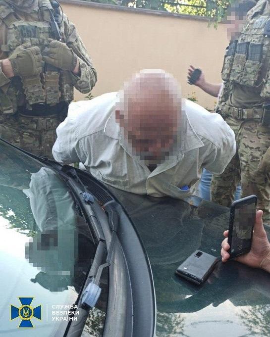 Служба безпеки встановила і затримала організаторів серії вибухів у Києві