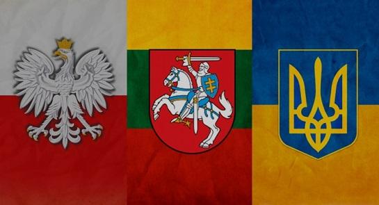 """""""Люблінський трикутник"""" стане спільним оборонним щитом і політично-економічною платформою співпраці України, Литви та Польщі"""