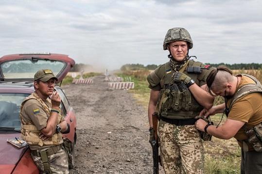 На кінофестивалі у Венеції покажуть український фільм про Донбас