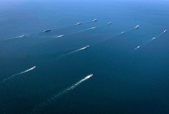 У Чорному морі триває активна фаза українсько-американських військових навчань «Sea Breeze 2020»