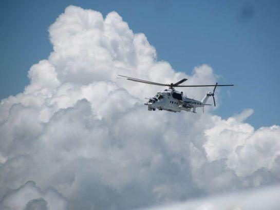 Український підрозділ Місії ООН у Конго замінить ударні вертольоти на багатоцільові