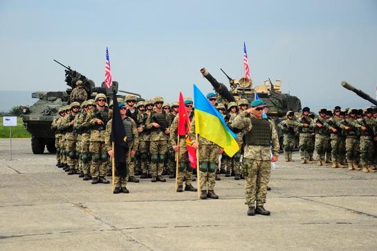 Морські піхотинці ЗСУ вирушають на міжнародні навчання в Грузії