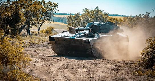 Морська піхота ЗСУ провела змагання серед артилерійських підрозділів
