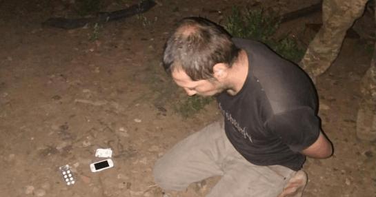 """Снайпер фейкової """"ЛНР"""" добровільно здався українським військовим"""